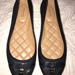 819c9c623eeb Michael Kors Shoes - NWOT MICHAEL KORS Alice Denim Ballet Flat